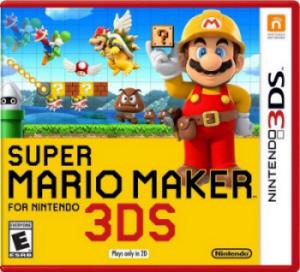 Super Mario Maker (Nintendo 3DS)  $20 + Free Store Pickup