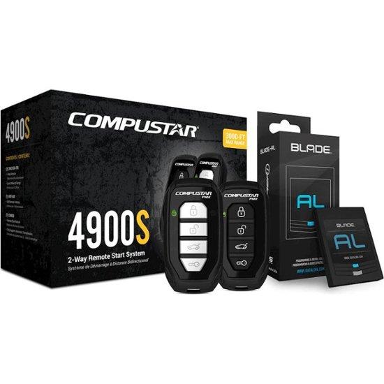 Compustar 2-Way Remote Start System w/ Installation $250 + Free Shipping