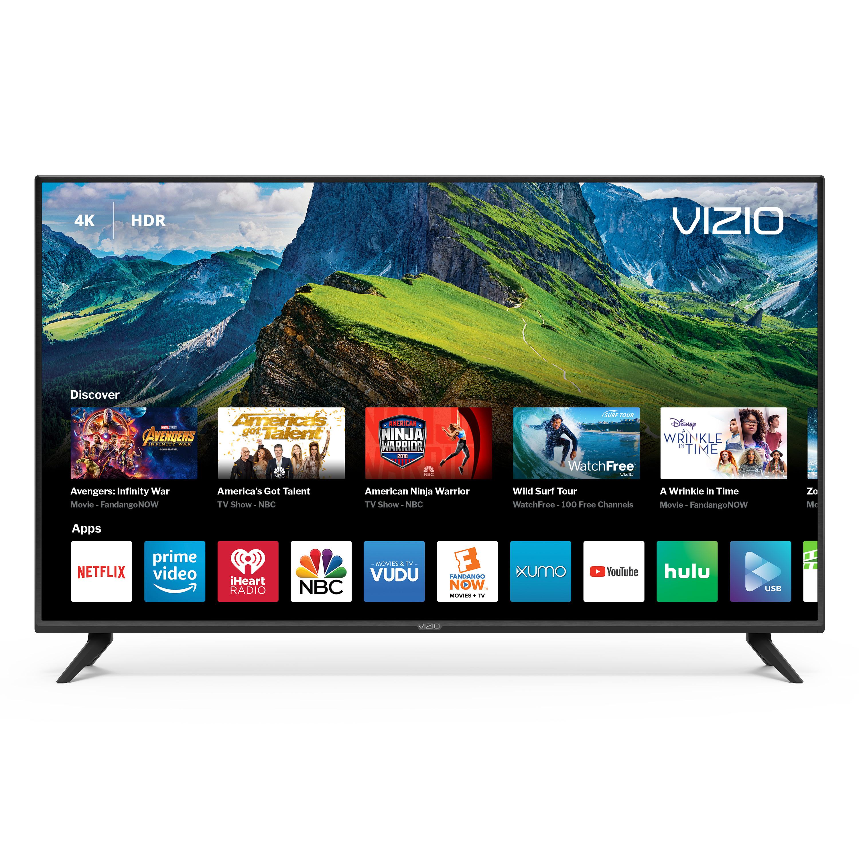 "Vizio 50"" 4K Ultra HD HDR Smart LED TV w/ Chromecast $298 + Free Shipping"