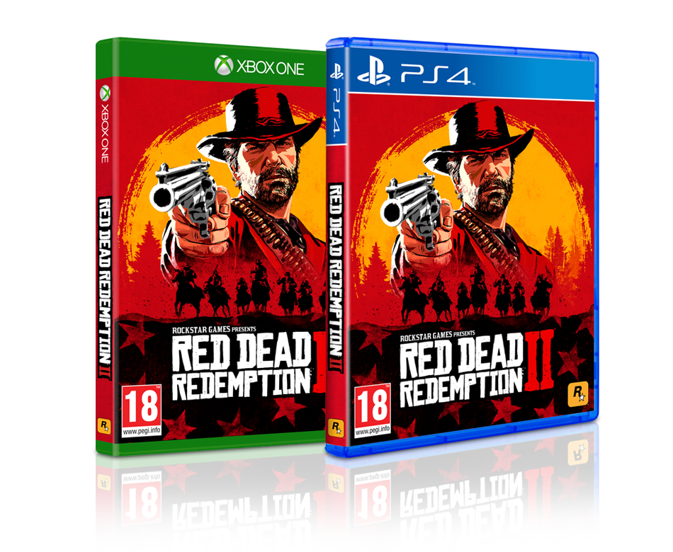 Red Dead Redemption 2 (Xbox One or PS4) EXPIRED