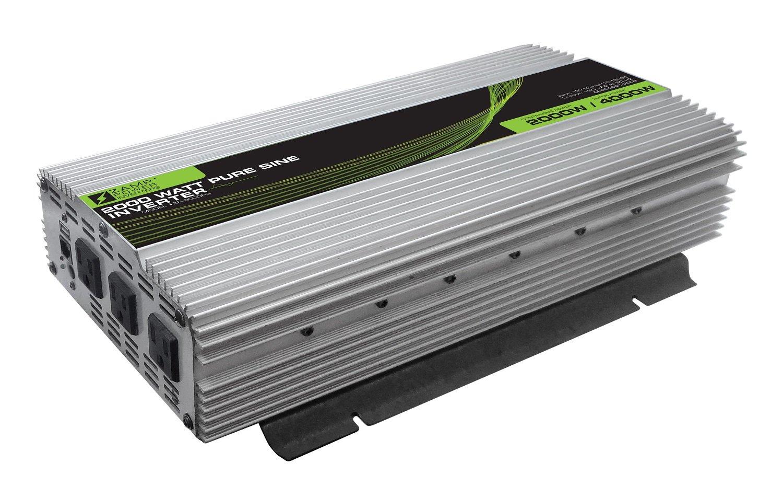 Zamp Solar Power 2000W Pure Sine Wave Inverter $329 + Free Shipping