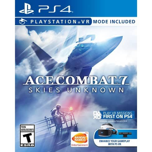 Google Express App (New Customers): Ace Combat 7 Skies Unknown (PS4