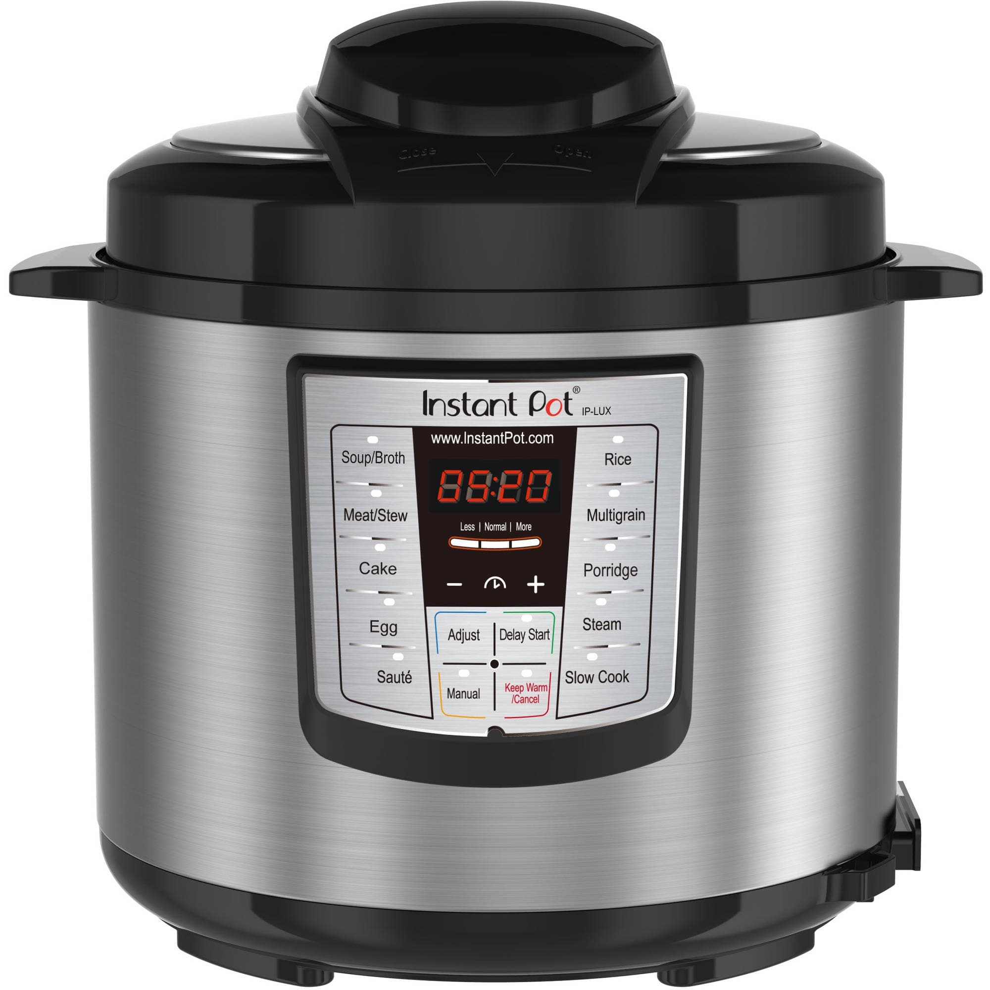 Instant Pot LUX60 6 Qt Multi-Use Programmable Pressure Cooker $39 (In Store YMMV)