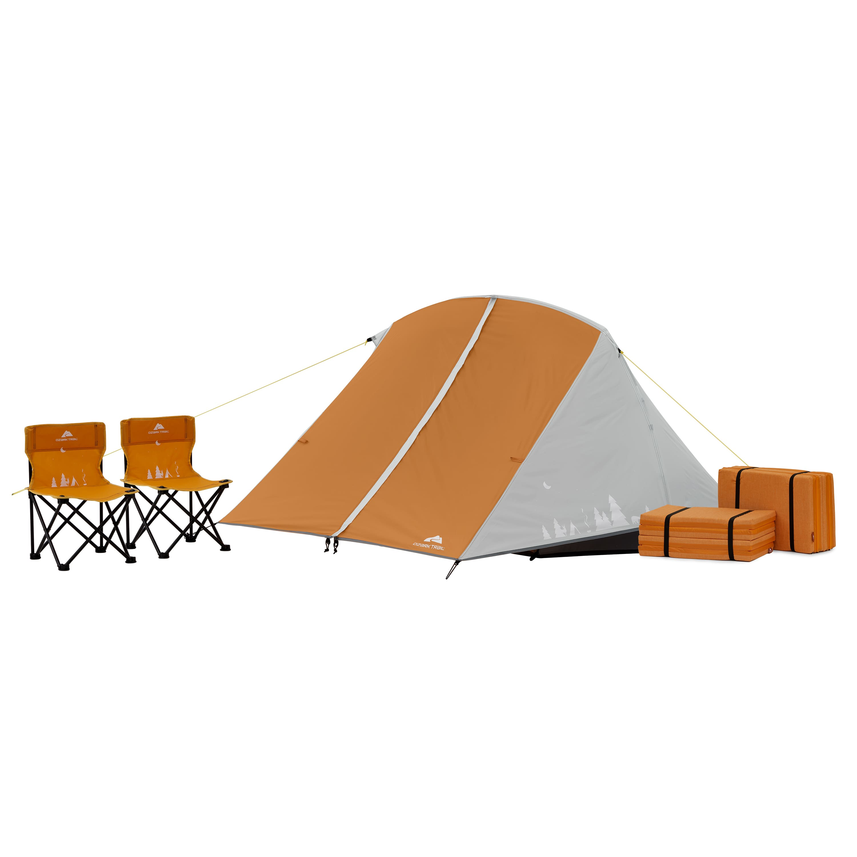 Ozark Trail Kids Camping Kit w/ Tent, Chairs, and Sleeping Pads $39 + Free Shipping
