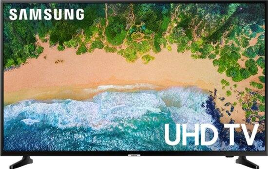 "Samsung 55"" NU6900 Smart 4K UHD TV w/ HDR $240 + Free Shipping"