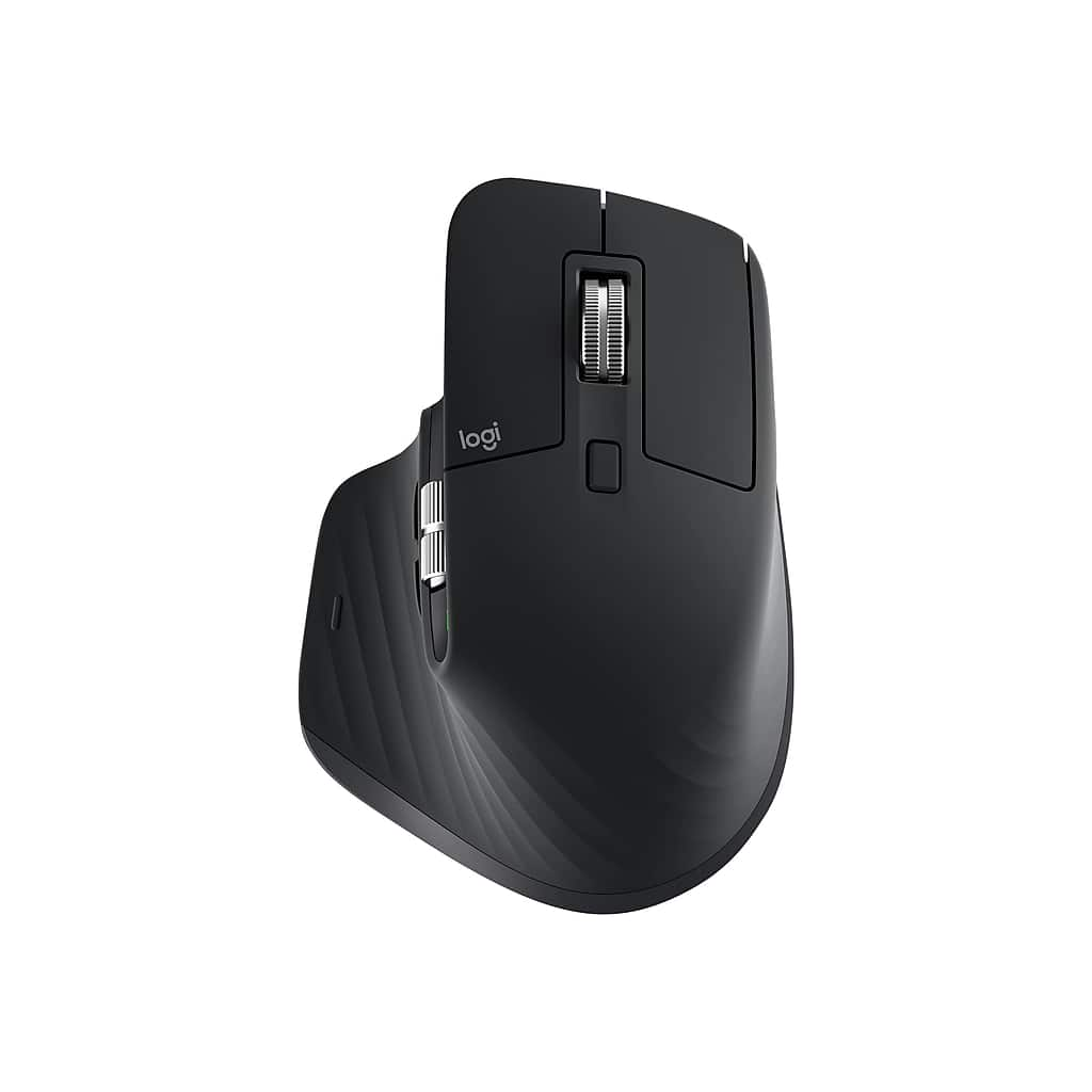 Logitech: MX Master 3 Wireless Laser Mouse or MX Keys