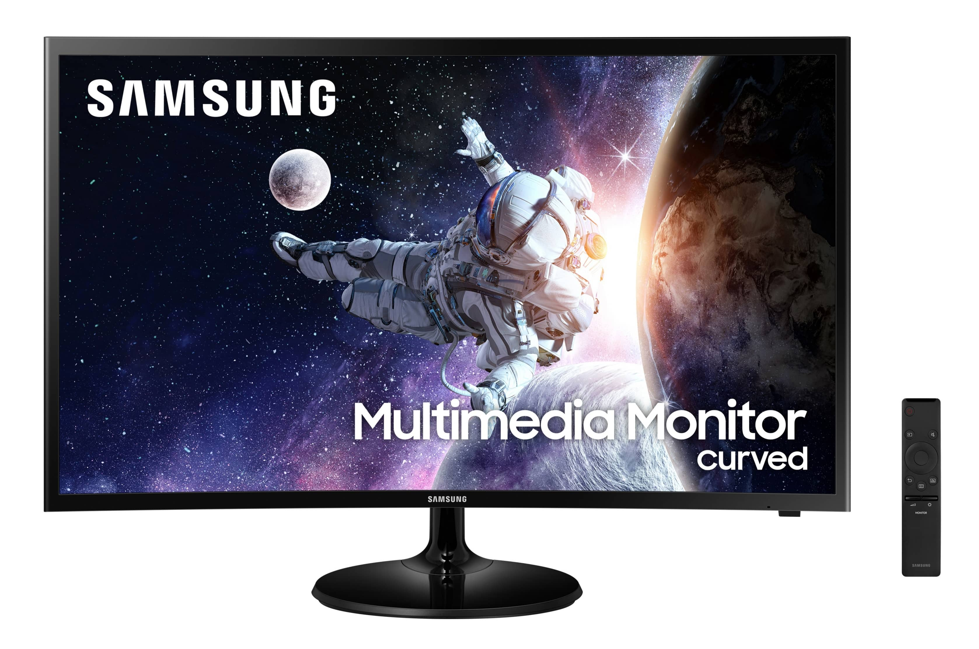 """Samsung 32"""" Curved 1080p HDMI 60hz FHD LCD Monitor $150 + Free Shipping"""