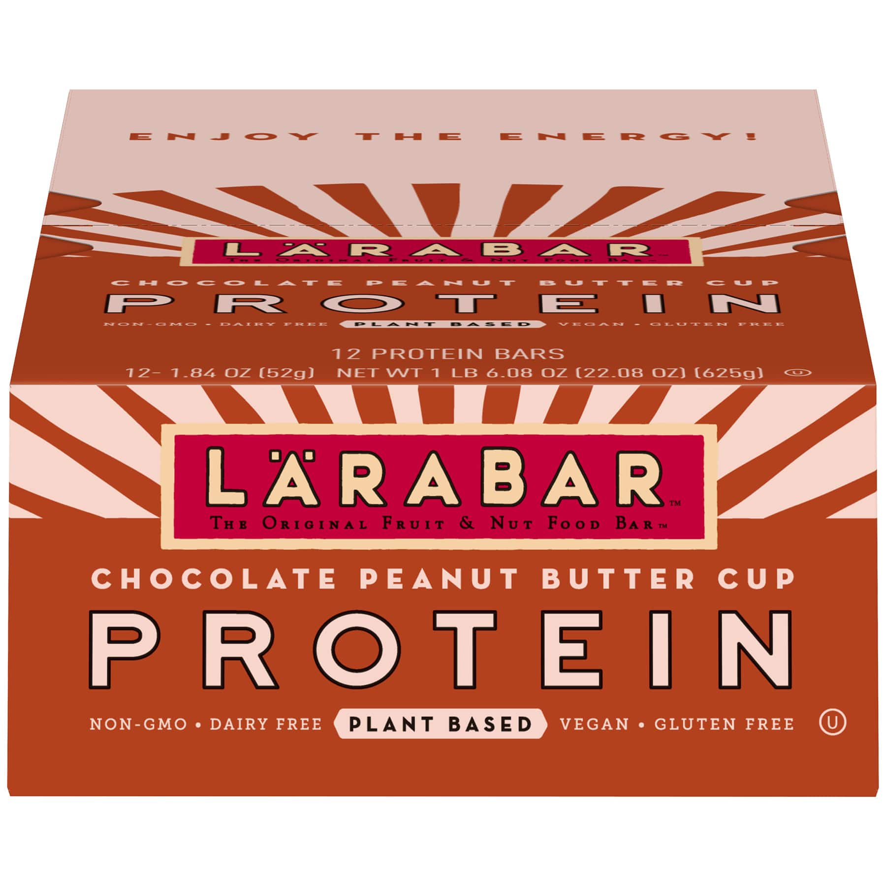 12 ct. Larabar Protein Bar, Chocolate Peanut Butter Cup (Add on item) $5.25
