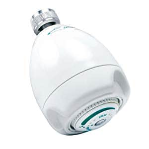Niagara Conservation N2920 Earth Spa 2.0 GPM Fixed Shower Head (White) $1.55