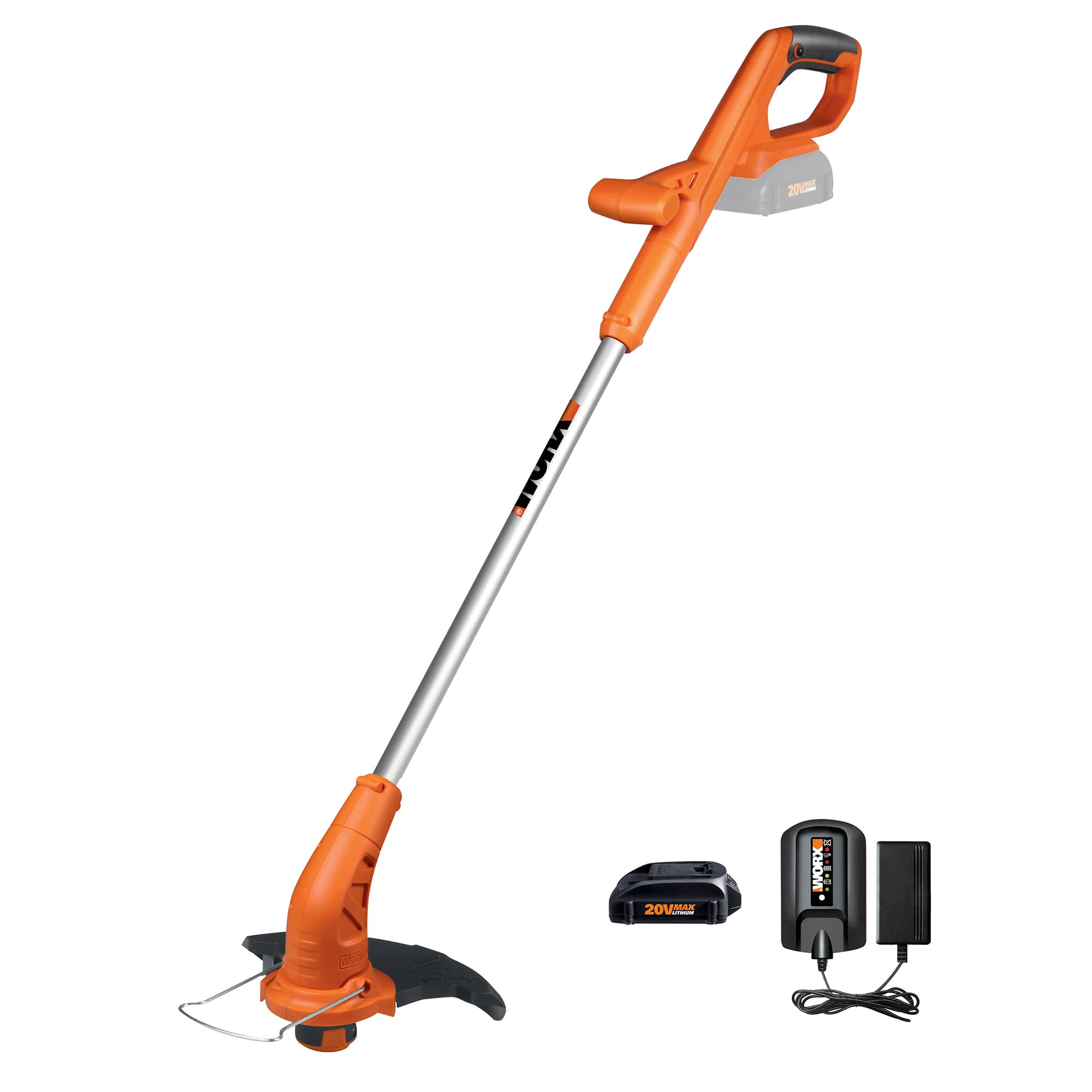 "WORX WG154 Edger 20V 10"" Cordless String Trimmer $46.50 + Free Shipping"