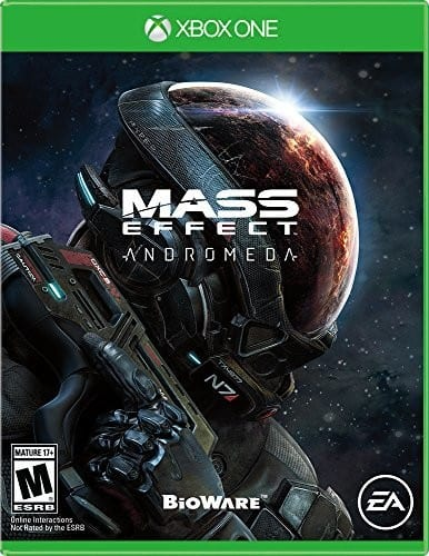 Mass Effect Andromeda (Xbox One) $5.50 + Free Store Pickup