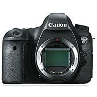 eBay Deal: New Canon 6D Body Only $1099.99  grey market model