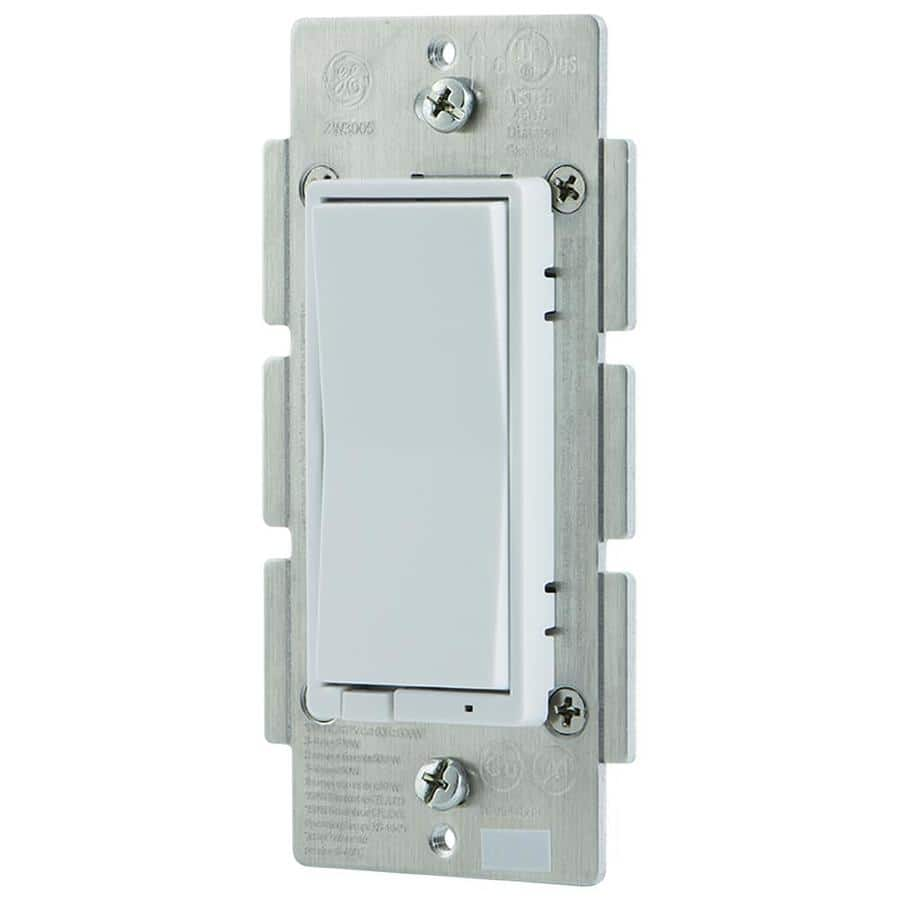 GE Z-Wave Plus Wireless Smart Lighting Control Smart Dimmer Switch $37.99 or less