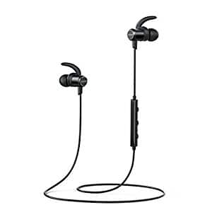 Anker SoundBuds+ Bluetooth 4.1 Earbuds (Upgraded Model) $20.4
