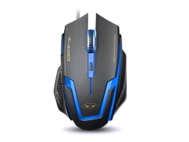 Magece G1 Gaming Mice 3200DPI 6 Buttons $7.99