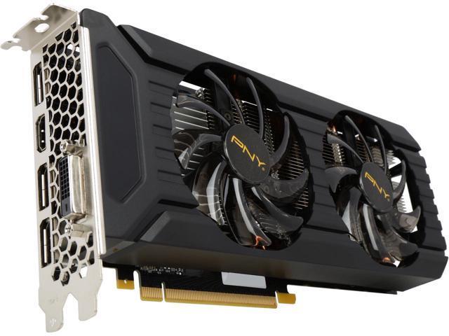 PNY GeForce GTX 1060 6GB DDR5 Video Card $299.99 AC + Free Shipping