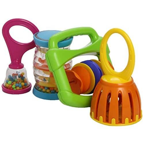 Hohner 4 Piece Baby Band $15.05 @ amazon