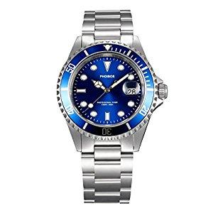 Phoibos Men's 300M Dive Watch Swiss Quartz $99