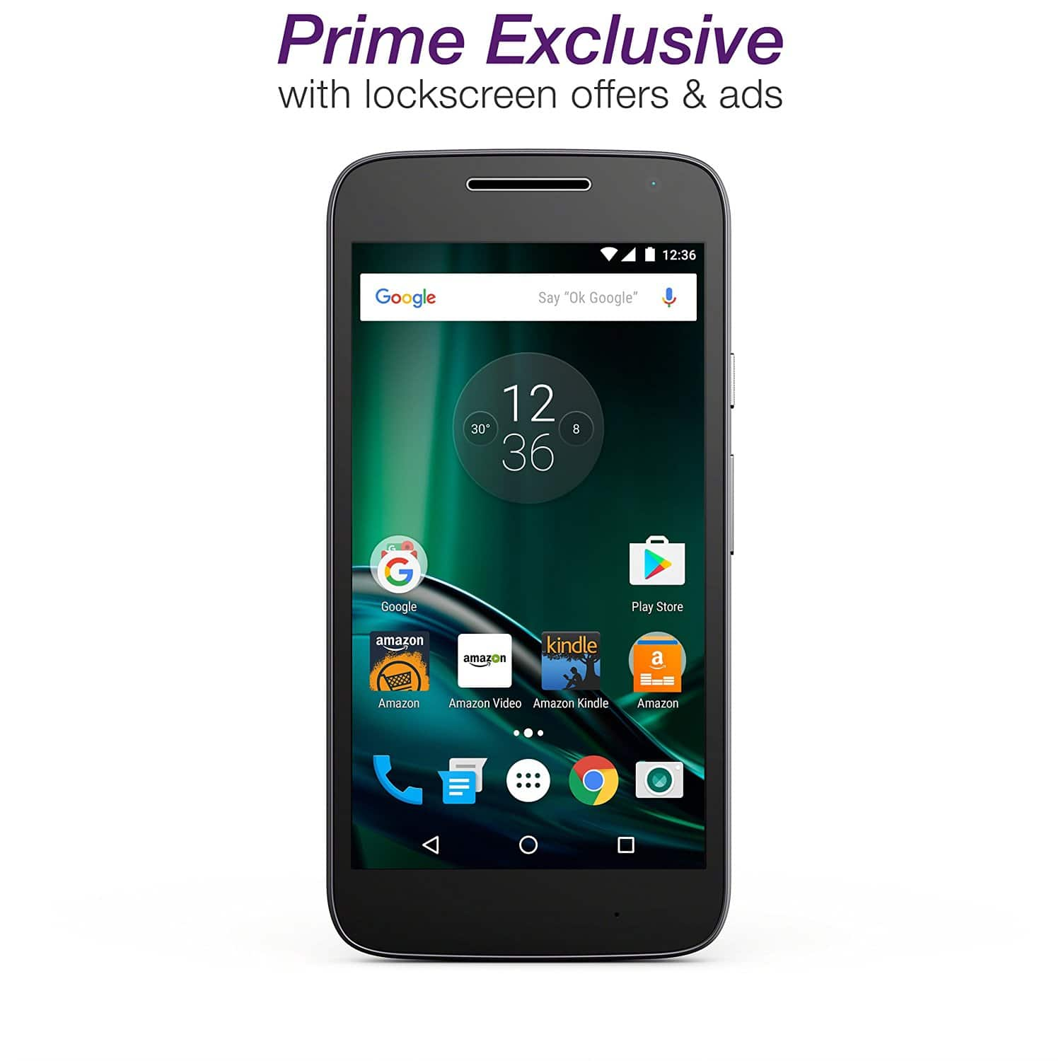 "Amazon ""Prime Exclusive"" Moto G Play $79.99 after instant promo discount -- ships 9/15"