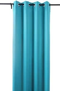 urlhasbeenblocked Solid Thermal Insulated Grommet Blackout Curtain $11.89 + Free Shippin