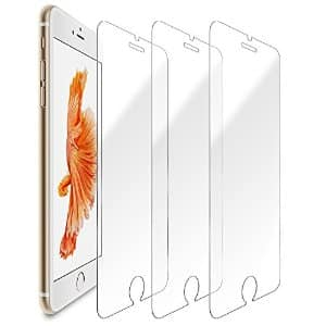 3-Pack iSpecle iPhone 6s / 6s Glass Screen Protector with Easy-Install Wing $8.99