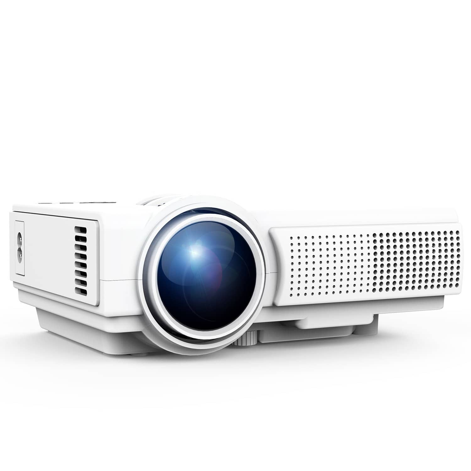 TENKER Q5 Mini Projector 1500 Lumens $49.99 & FREE Shipping  Amazon