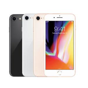 Apple iPhone 8 64GB GSM Unlocked Smartphone (Seller Refurbished) -$639.99