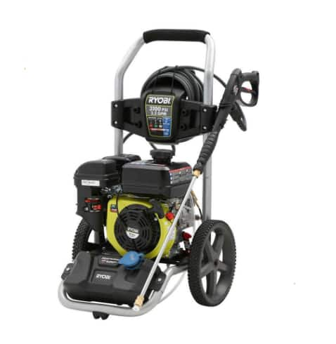 Ryobi 3,100-PSI 2.5-GPM 212cc Gas Pressure Washer with Idle Down $249 at Home Depot with Google Express