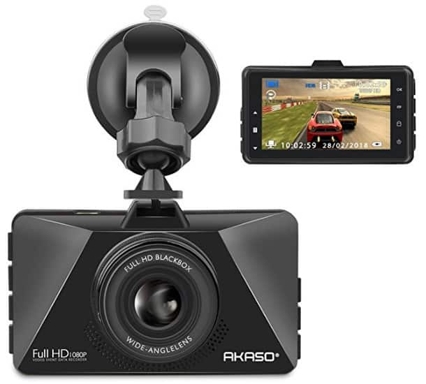 1080p Dash Cam FHD with 3 Inch Screen $28.11