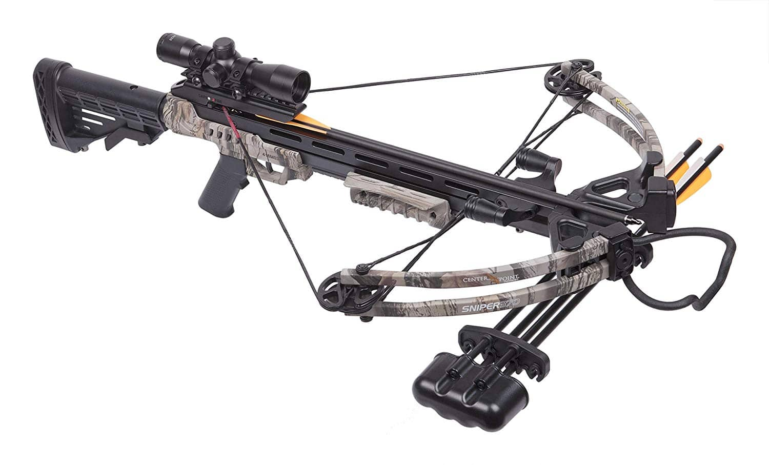 Centerpoint AXCS185CK Sniper 370 Crossbow Package $179.16