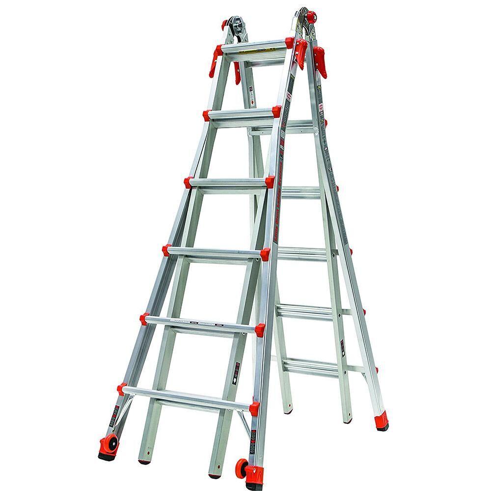 Little Giant Velocity 26' Multi Ladder 26ft Free Shipping $225