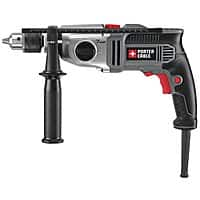 Lowes Deal: Porter Cable 2-spd Corded Hammer Drill - $35.98 + tax YMMV Lowes