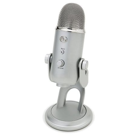Blue Microphones Yeti USB Desktop Microphone (silver) $54 @Walmart YMMV
