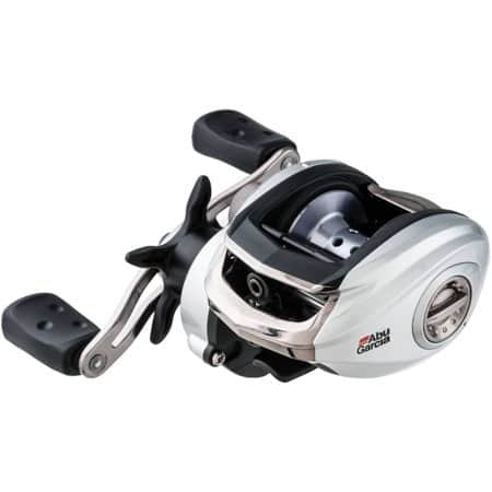 Abu Garcia Silver Max Low Profile Baitcast Fishing Reel