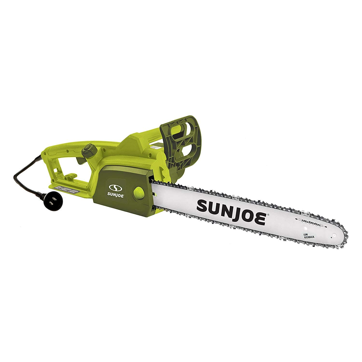 Sun Joe 18-inch 14.0 Amp Electric Chain Saw $40 Amazon