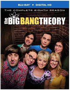 Big Bang Theory: Season 8 Blu-ray $17.99 @ Amazon