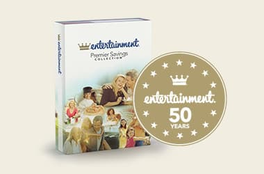 Entertainment coupon books 2016 $5.00