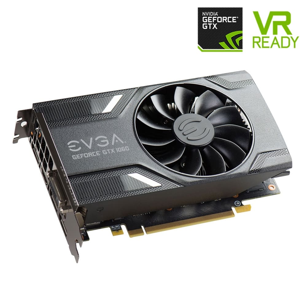 EVGA GeForce GTX 1060 6GB for $230 after $20 Rebate @ Micro Center