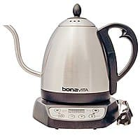 Jet.com Deal: Bonavita 1-Liter Variable Temperature Digital Electric Gooseneck Kettle - New customers only - Jet.com $57.01 FS AC
