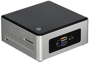 Intel NUC NUC5CPYH (Celeron N3050, HDMI, VGA, USB 3.0, Wireless-AC) $102.39 FS @ Amazon