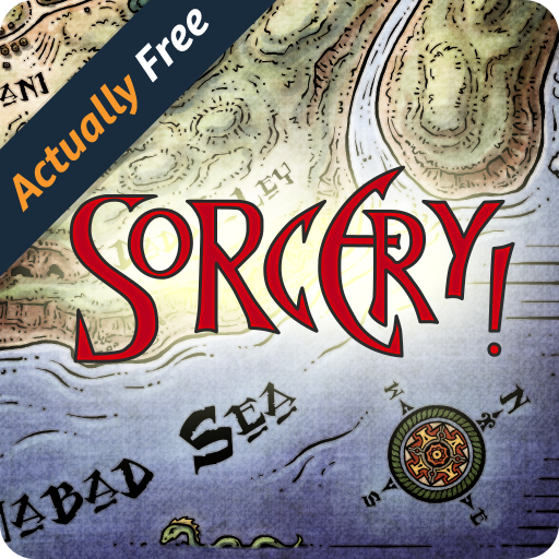 Sorcery! and Sorcery! 2 - Android - Free @ Amazon Appstore