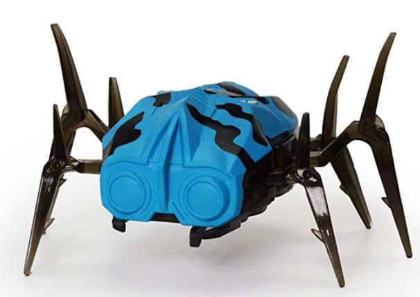 DYNASTY TOYS Robot Spider - Electronic Moving Target for Infrared Blasters $4.99