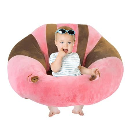Comfortable Infant Newborn Baby Sofa Support Seat Soft Cotton Sofa Chair $  20.72 + fs