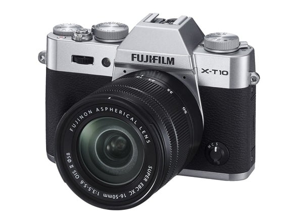 Refurbished Fuji X T10 $389