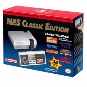 Nintendo - Entertainment System: NES Classic Edition Pre-Orders seem to be live at specific stores $59.99