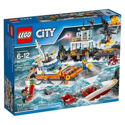 LEGO® Coast Guard Coast Guard Head Quarters 60167 $89