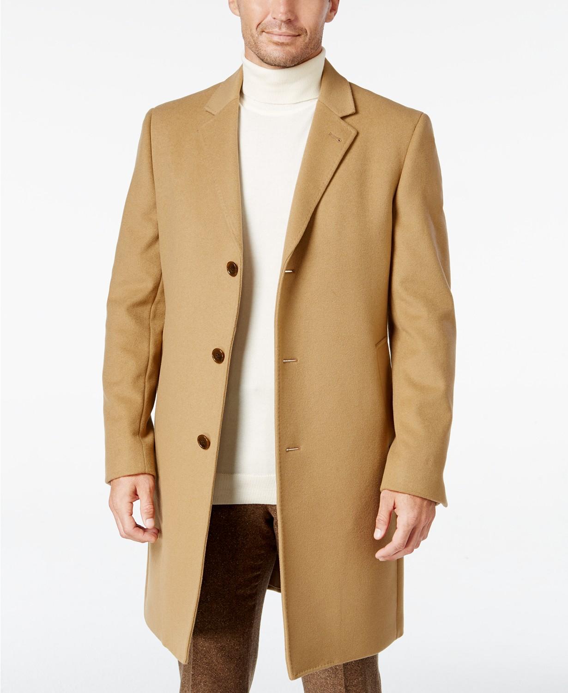 Ralph Lauren Wool Blend Top Coat