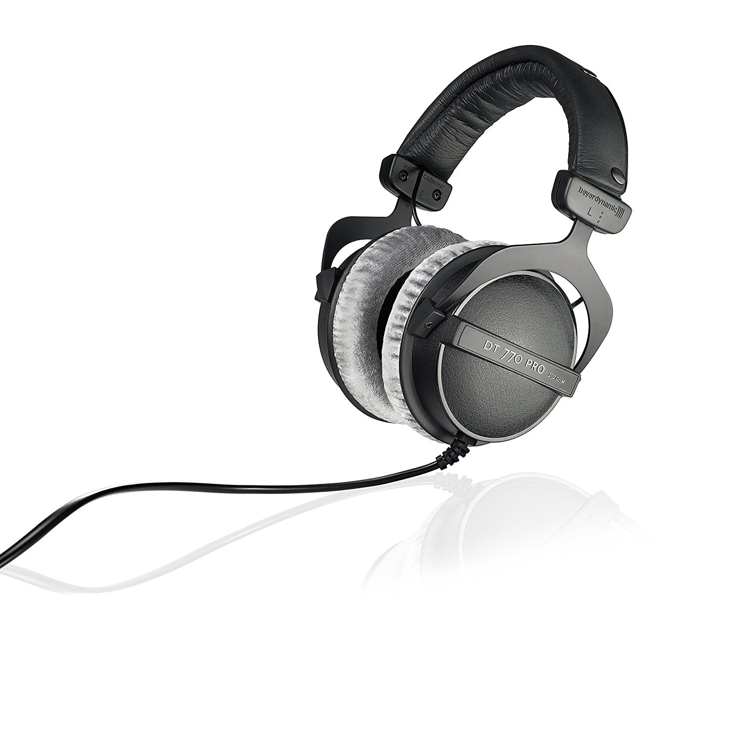 Beyerdynamic DT 770 PRO, 250 ohms (Gray, Headphones) + Free Shipping $130 @ Amazon