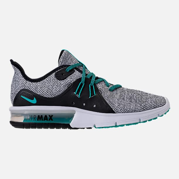 separation shoes 29bc8 9c4cc MEN S NIKE AIR MAX SEQUENT 3 RUNNING SHOES   Finishline  60.00