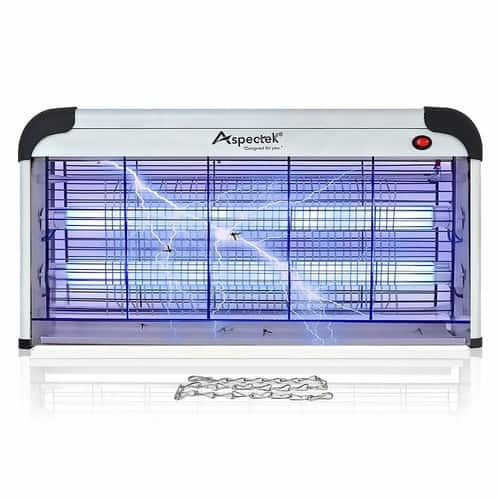 Aspectek 40W Indoor Bug Zapper, Insect, Mosquito Killer 25 Inch $45.29+ Free shipping
